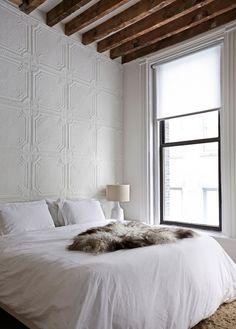 Les tengo el como decorar los dormitorios con elementos reciclado y  respetando la arquitectura rustica de la habitación y otra vez unas  imágenes que ... 7085a7d90e1