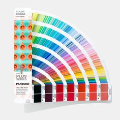 The most versatile tool for graphics and digital designers, Color Bridge Uncoated provides a side-by-side visual comparison of Pantone spot colors versus their closest CMYK process printing match, along with corresponding CMYK, Hex, and RGB values. Use Color Bridge Uncoated for digital design, animation, and packaging when CMYK printing on uncoated paper is required.