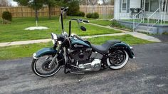 02 Heritage Softail Classic Gangster. lots of pics - Harley Davidson Forums