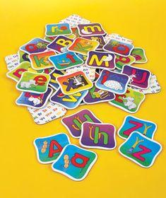 Alphabet Match It® Memory Games