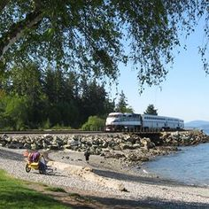 Marine Park Bellingham Washington