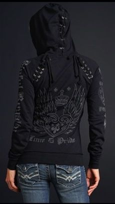 Punk Outfits, Gothic Outfits, Mode Outfits, Dress Outfits, Fashion Outfits, Womens Fashion, Vetement Hip Hop, Biker Chic, Steampunk Fashion