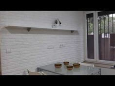 Garage Doors, Outdoor Decor, Home Decor, Brick, Ceilings, White People, Cooking, Decoration Home, Room Decor