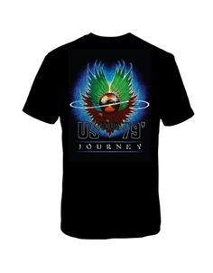Journey Us Tour 79 Mens T-Shirt - Guaranteed Authentic.  Fast Shipping.