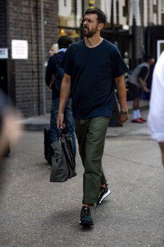 Best street style: London Fashion Week Men's SS19 | British GQ | EyeWearThese