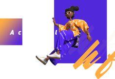 Cool&Fun on Behance 3d Character, Character Design, Maxon Cinema 4d, Cartoon Characters, Art Sketches, Character Inspiration, Photoshop, Branding, Cool Stuff