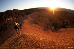 Jim Harris and Carston Oliver. Bryce Canyon, Utah.