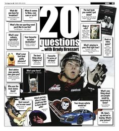 20 Questions with Brady Brassart