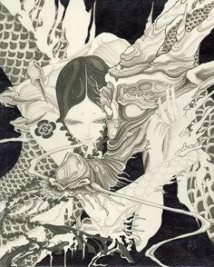 YAMATANOOROCHI by Aya Kato