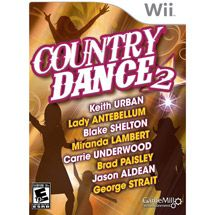 Wii Country Dance 2 A lot of good songs on this one! Country Dance, Country Music, Blake Shelton Miranda Lambert, Wii Accessories, Just Dance 3, Wii Sports, Wii Fit, Lady Antebellum, Wii Games