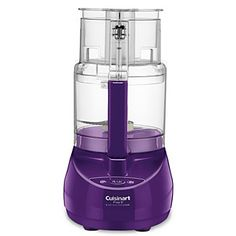 @cuisinart  9 Cup Food Processor, Purple | Bloomingdale's