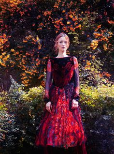 """""""Such Stuff As Dreams Are Made On"""" by Erik Madigan Heck for Harper's Bazaar UK October 2015"""