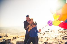 Paletta Lakefront Mansion Burlington engagement session with colourful balloons Engagement Outfits, Engagement Shoots, Lasting Love, Colourful Balloons, Beautiful Couple, Palette, Outfit Ideas, Mansions, Couple Photos