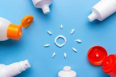 Το καλλυντικό προϊόν προστασίας από τον ήλιο είναι ένα παρασκεύασμα που προορίζεται να εφαρμοστεί στο δέρμα για να το προστατεύσει από την υπεριώδη ακτινοβολία... Only Minerals, Coral Bleaching, Uva Rays, Skin Burns, Best Sunscreens, Sun Care, Active Ingredient, Sun Protection, Photos