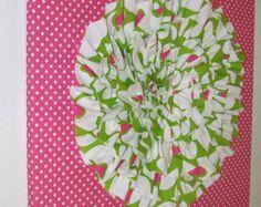 hooks shower curtain rod flowers ruffle designer by