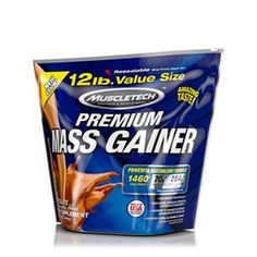 MuscleTech Premium Mass Gainer Chocolate 12lb for $69.99 - an unbeatable lowest price from SupplementHunt.com. Purchase today with free shipping on orders $99+. #ad