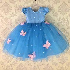 Frocks For Babies, Baby Girl Frocks, Frocks For Girls, Kids Frocks, Kids Party Wear Dresses, Kids Dress Wear, Baby Girl Party Dresses, Little Girl Dresses, Princess Dress Patterns