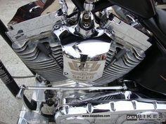 2006 Harley Davidson Big Dog K9 Motorcycle Chopper Cruiser Photo 8