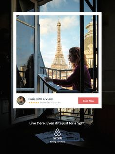 Live There Airbnb Campaign – Fubiz Media