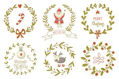 Einzigartige und Kreative Newest Totally Free Christmas wreaths drawing Thoughts Are you aware you could m. Newest Totally Free Christmas wreaths dr. Christmas Doodles, Christmas Drawing, Christmas Art, Christmas Decorations, Christmas Ornaments, Beautiful Christmas, White Christmas, Xmas, Christmas Wreath Illustration