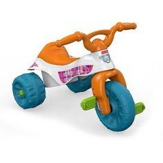 Fisher-Price Tough Trike, Multicolor