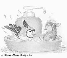 .Just love House-Mouse!