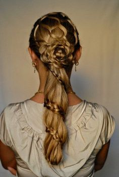 Taking braids to epic levels!!!