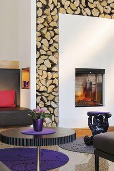 Berghotel Maibrunn, Sankt Englmar: Mix & Match - LIFESTYLEHOTELS Design Elements, Modern Design, Bavarian Forest, Le Corbusier, Hotel S, Traditional Design, Architecture Design, Relax, Colour Chart