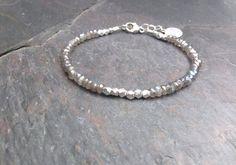 Embrace Sterling Silver Gemstone Bracelet  Mystic by EmilyandEden #hudsonvalley, #hvnyteam