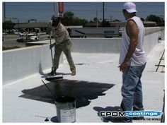 Some needs primer but even more saving than other sealants First needing our ProFlex primer Stainless steel-Only if sanded Neither the primer or EPDM Rubber Roofing EPDM can be applied to glass Silicone caulk-Any silicone caulk needs to be removed and replaced. #EPDMRubberCoatings, #EPDMRubberCoating, #LiquidEPDMRubber, #EPDMRubberRoof, #ResidentialRoofRepair  http://epdmrubber.edublogs.org/2015/09/21/epdm-rubber-roofing-used-on-many-substrates-which-other-products-fall-short/