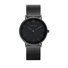 Official CAPITOLA WATCHES store. Timeless style. My Daughter Birthday, Mesh Band, Gold Bands, Daniel Wellington, Minimalist Fashion, Timeless Fashion, Watches For Men, Quartz, Accessories