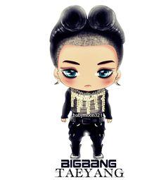 Taeyang_Monster MV by ~babymoon321 on deviantART