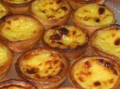 comida portuguesa - besstttt pastries in Portugal ;) #Natas