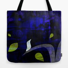 The night Tote Bag by Inmyfantasia