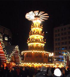 Weihnachtsmarkt Berlin-Alexanderplatz
