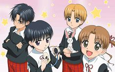 Gakuen Alice I think I finished the anime? I can't remember; I just know I liked the manga more. It wasn't bad though; it was cute
