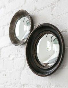 Small Convex Mirrors