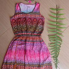 Vestido boho lindo... Preço especial!!! #moda #modafeminina #libertemodafeminina  #liberte  #boho  #modaboho #verão16  #tendências #vestidolindo  #vestido #vestidoestampado