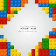 Fundo Lego