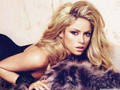 Shakira, Shakira favorites