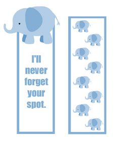 Instead, mark your pages with the Printable Elephant Bookmarks That Never Forget. These adorable free printable bookmarks are clever and fun. Simply print and cut! Kids will love these bookmarks. Free Printable Calendar Templates, Free Printable Bookmarks, Free Printable Coloring Sheets, Bookmark Template, Paper Bookmarks, Printable Thank You Cards, How To Make Bookmarks, Free Printables, Bookmark Ideas