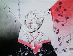 Anime: Natsume Yuujinchou. Personagem: Takashi Natsume. Desenho.