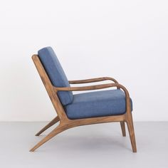 Image result for denim covered chair