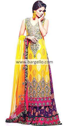 D4116 Latest Indian Bridal Wear Collection 2013 Glendale AZ, Online Store For Wedding Party Wear Winslow Dresses