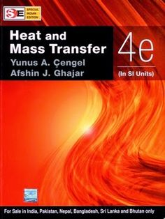 70 best mechanical engineering books images on pinterest yunus a cengel heat and mass transfer review and pdf fandeluxe Image collections
