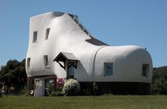 Haines Shoe House in Pennsylvania
