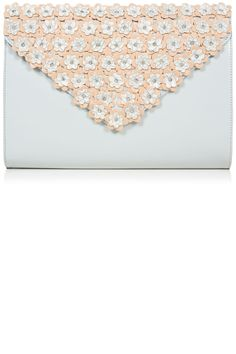 Primark SS14 LE Flower Applique Clutch Bag, £10 - Must get this when it comes in store!
