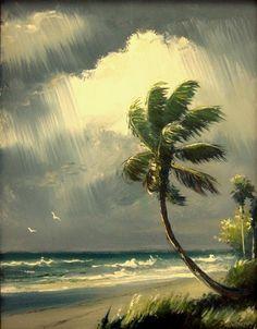 Paintings Of Florida | Art of The Florida Highwaymen