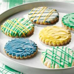 Roll-Out Cookies Recipe -I collect cookie cutters (I have over 5,000!), so a good cutout recipe is a must. These cookies are crisp and buttery-tasting with just a hint of lemon, and the dough handles nicely. —Bonnie Price, Yelm, Washington