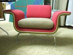Herman Miller armchair.  Love.